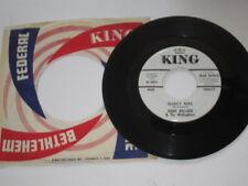 "Hank Ballard Midnighters - Shaky Mae / I Love 7"" NM- RARE PROMO on KING sleeve"