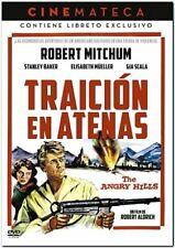 """UNCUT Robert Mitchum, Stanley Baker in """"HÜGEL DES SCHRECKENS"""" von Robert Aldrich"""