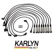 Mercedes R107 W126 380SL 500SEC 500SEL Karlyn/STI Spark Plug Wire Set Brand NEW