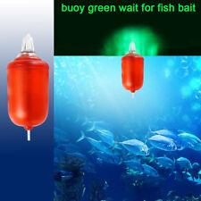 ELECTRONIC FISHING FLOAT LED LIGHT Luminous Lamp Fish Bite Alarm Strike