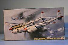 HASEGAWA 1/48 LOCKHEED P-38J/L LIGHTNING 'SOUTH PACIFIC ACES'