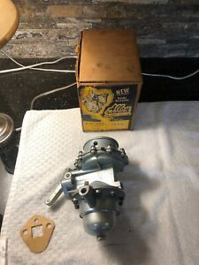 NOS Alloy 539 Double Action Fuel Pump 1940's Pontiac V8 8 Cyl 1950's