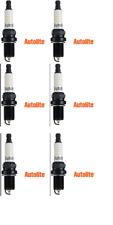 AUTOLITE SPARK PLUGS Ford E150 E250 E350 F150 F250 F350 FORD 4.9L 300 6 CYLINDER