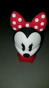 Philips Disney SoftPal Minnie Mouse LED white portable night light ONLY NO BASE