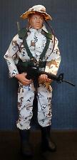 "GI JOE - U.S.M.C. Force Recon  Marine Corps LIMITED EDITION  1998 1:6   12"""