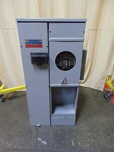 Thomas & Betts M37M120R-TB Electrical Meter Stack Box