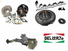 Set Modification Cylinder Dr 75CC + Bell 18/67+Carburettor 16/16 Vespa 50 Pk S
