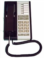 AT&T/Lucent/Avaya Merlin 7302H 5 Button Standard Telephone Black Refurbished