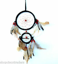 Dreamcatcher WINTER BERRY Sleep Dream Catcher Nightmares Dreamwork Protects B045