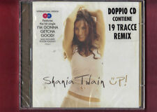 SHANIA TWAIN - UP DOPPIO CD NUOVO SIGILLATO