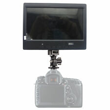 "7""inch TFT LCD colour Monitor video screen RCA VGA HDMI input for camera FPV POS"