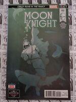 Moon Knight (2017) Marvel - #192, Crazy Runs in the Family, Bemis/Burrows, NM