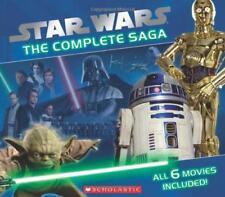 LA COMPLETA Saga ( Star Wars (Classico)), Jason Fry libro tascabile ACCETTABILE