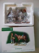 Department 56 - (New) The Hitching Post #56.57106