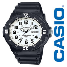 Casio MRW-200H-7BVCF Men's Classic 100M Dive-Inspired Quartz Resin Sports Watch