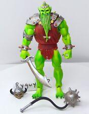 MOTUC, Demo-Man, figure, Masters of the Universe Classics He-Man, sword, mace