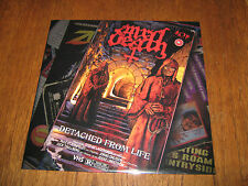 "MR DEATH ""Detached From Life"" LP  repugnant bastard priest"