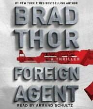 Foreign Agent: A Thriller [15] [The Scot Harvath Series]