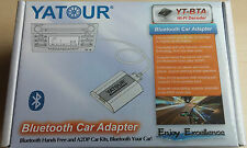 YATOUR KIT AUX USB Bluetooth Vivavoce Interfaccia OPEL Radio Cd 30 Mp3 Cd 300
