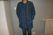 blouse nylon  nylon  kittel nylon overall  N° 1344 T46