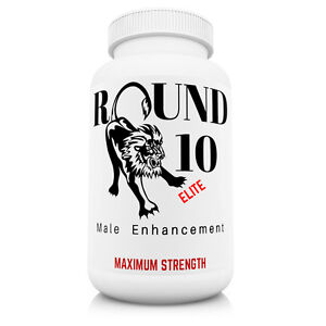 Round 10 - Male Enhancement Pills (WARNING: Maximum Strength).