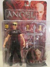 Angel Spike - Season 5- 6' Mib 2004 - Angel - Buffy Tv Show