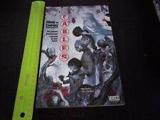 FABLES 9 Sons of Empire (2007) DC Vertigo Comics TPB 1st