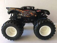 Hot Wheels DRAGON'S BREATH Monster Jam Monster Truck 1:64 plastic base