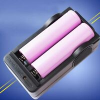 1pc 18650 3.7V 9800mAh Rechargeable Li-ion Battery Charger For Flashlight  New.