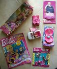 Lotto stock 7 pezzi Barbie mattel