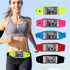 Universal 6 inch Running Waist Bag Phone Belt Pack Case For IPhone X 6S 7 8 Plus