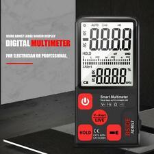 Multimètre numérique portable ADMS7 testeur automatique d'ohm mètre tension AC