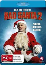 Bad Santa 2 (Blu-ray, 2017)