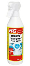 HG Mould Remover Foam Spray 500ml Trigger Spray Bottle Bathroom Mould Remover
