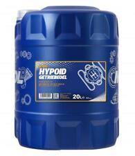 Mannol HYPOID GETRIEBEOEL 20L Gear Oil SAE 80W-90 API GL 4/GL 5 LS MIL-L 2105 D