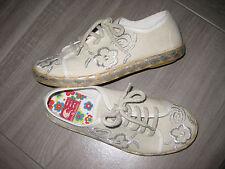 Chaussure chausson confort femme de marque Soir & Matin Neuve Taille 36