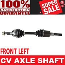 FRONT LEFT CV Axle Assembly For CHEVROLET MALIBU 08-12 L4 2.4L 145cid