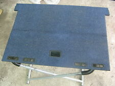 Kofferraumverkleidung blau Volvo 740 760 765 940 945 960 Bodenluke Verkleidung