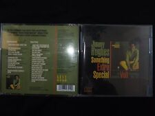 CD JIMMY HUGHES / SOMETHING EXTRA SPECIAL /