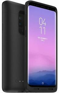 Genuine Mophie Samsung Galaxy S9 Juice Pack Battery Power Case Cover Black