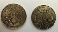 USAF Combat Control CCT Pararescue Brass Challenge Coin #3 SOCOM SEAL Recon