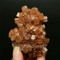 Top!Natural Quartz Crystal Aragonite Cluster VUG Mineral Specimen Healing