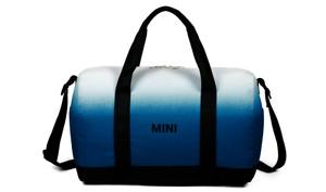 MINI Genuine Duffle Bag Gradient Island Blue 80225A21194