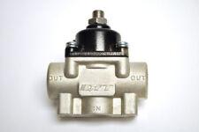 "Quick Fuel 4.5-9psi Fuel Pressure Regulator 30-803 QFT 3/8"" NPT Inlet Outlet"