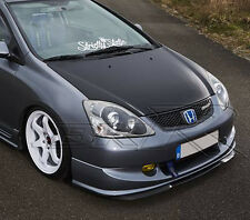 HONDA TYPE R JDM EP EP3 CIVIC 2004 2005 FRONT GRILL BLUE H Badge Emblem