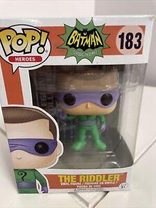 Brand New Funko Pop DC Batman 'The Riddler' #183