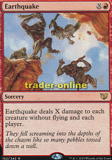 Earthquake (Erdbeben) Commander 2015 Magic