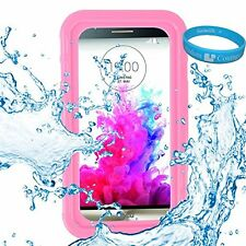 Waterproof Water Resistant Case Cover for LG G4 / LG G3 / Oneplus One Plus One +