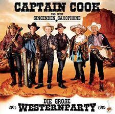 Captain Cook und Seine Singenden Saxophone - Die Große Western-Party OVP