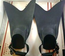 Force Fin Flippers Fins Size Adult Medium Scuba Diving Snorkeling Dive Swim USA